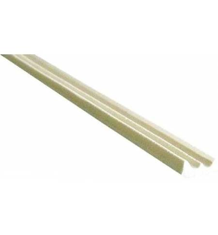Ecosavers Silicon Silicone Door Seal 1m x 35mm windbreak draught excluder