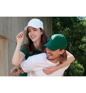 Sol's Solar - 03092 Εξάφυλλο καπέλο τζόκεϊ 100% Ελαφρώς βουρτσισμένο βαμβάκι 180gr