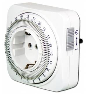 EcoSavers 24 Hour Timer Analogue time switch