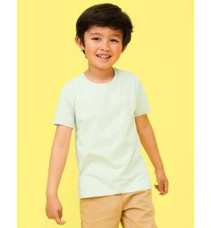 Sol's Martin Kids - 03102 ROUND NECK T-SHIRT 100% cotton Jersey 155grs