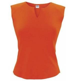 Sol's Cutty 11160 WOMEN'S sleeveless T-SHIRT Interlock 240gsm - 100% combed cotton