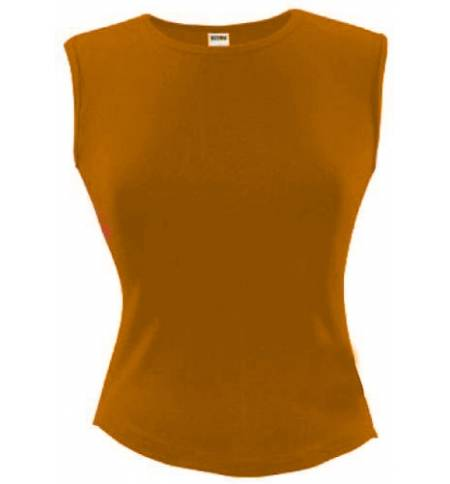 Sol's Groovy 11170 γυναικείο T-shirt αμάνικο 220gr 100% βαμβάκι πενιέ