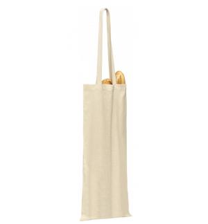 UBAG PORTLAND BAG JUTE Cotton shopping bread bag Bag size 27 x 64cm. Capacity 17L.