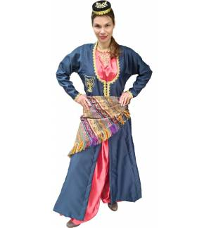 Greek Traditional Costume Ponte Women MARK831
