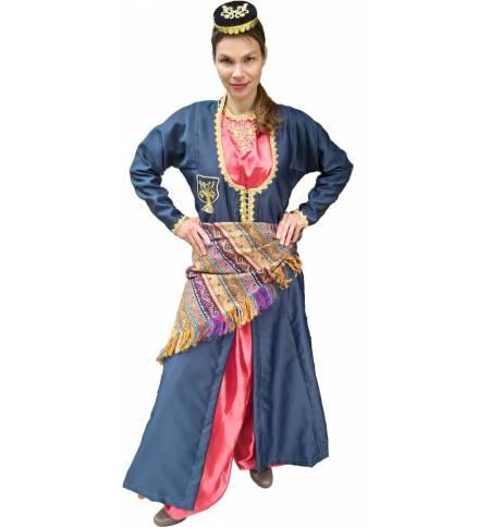 Greek Traditional Costume Ponte Women MARK831
