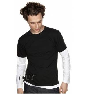 SOL'S MIX 11480 Ανδρικό T-shirt Jersey 190g/m μονόπλακο