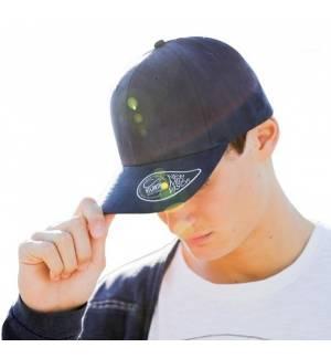 Atlantis Fam καπέλο εξάφυλλο καπέλο τζόκεϋ 100% Πολυέστερ, 130g/m