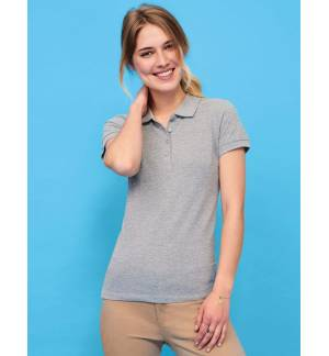 SOL'S PEOPLE 11310 Women's polo shirt Pique 210gsm - 100% combed Ringspun cotton