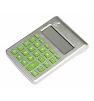 H2O Compact Calculator Ψηφιακή αριθμομηχανή Νερού 8 ψηφίων