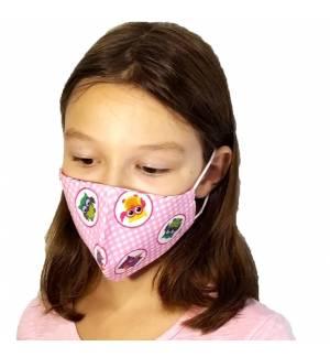 Παιδική Βαμβακερή Υφασμάτινη Μάσκα Πολλαπλών Χρήσεων MARK837