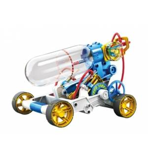 POWERplus Air Car educational Air Pressure Powered TOY CAR KIT
