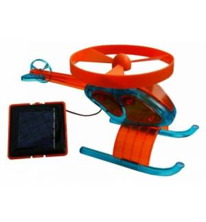 Science Time Solar Helicopter Green Power Concept Safe for Child