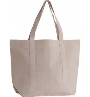 UBAG Kelly - Deauville τσάντα natural, 34x34x8εκ, 12lt