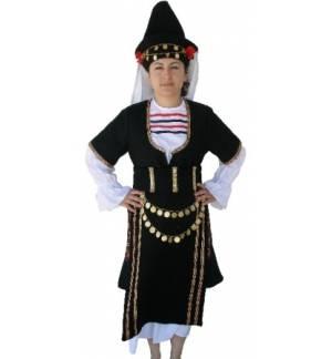 Παραδοσιακή Στολή ΜΑΚΕΔΟΝΙΤΙΣΣΑ 2975 Εφηβική & Παραδοσιακή