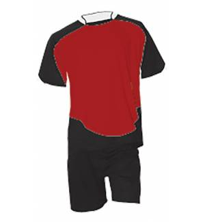 507 100% polyester S-XXL male football soccer outfit