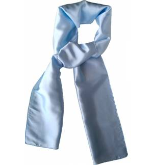 Kids Greek parade scarf SATIN ONE SIZE children MARK671