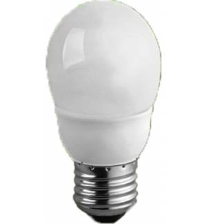 5W E27 Energy Saving Lamp Mini Globe