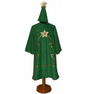 Christmas Costume Christmas tree 6-8 years MARK654