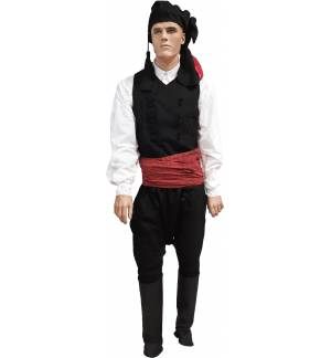 Greek Traditional Costume Pontius Teens - Men Pontios MARK621