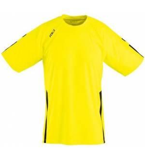 SOL'S WEMBLEY KIDS SSL 90202 Παιδική κοντομάνικη μπλούζα 100% Interlock πολυέστερ, 140grs
