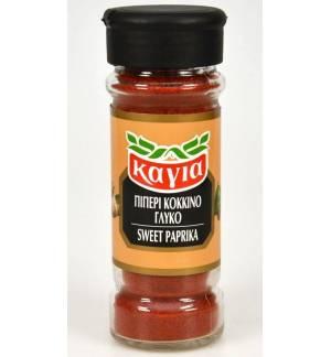SWEET PAPRIKA RED PEPPER KAGIA 46g 1.62oz glass jar Spices Kagia