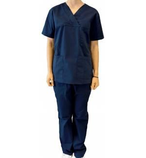 FABRIK Ιατρικό Σετ Κοστούμι Νοσηλευτικής Unisex MARK846
