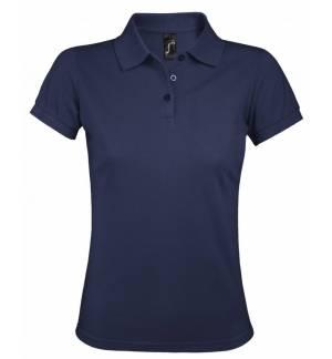 SOL'S PRIME WOMEN 00573 Women's polycotton shirt Pique 200gsm - 65% polyester - 35% Ringspun cotton.