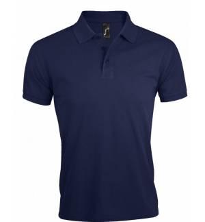 SOL'S PRIME MEN 00571 Men's polycotton polo shirt Pique 200gsm - 65% polyester - 35% Ringspun cotton. Rib 1x1 collar