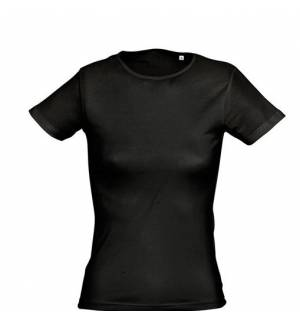SOL'S MIAMI 11932 Women's T-shirt Jersey 170grs - 95% combed Ringspun cotton - 5% elastane