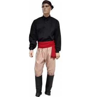 Παραδοσιακή Φορεσιά Κρητικός Ανδρική 2 MARK847
