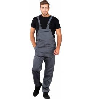 LIVARDAS 123 SEMI-OVERALL with folding pocket 65% Polyester - 35% Cotton