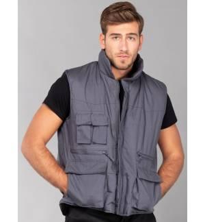 Lion 00110 Vest jacket 65% polyester - 35% cotton