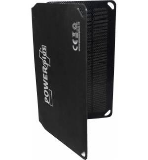 PowerPlus Chimp Ηλιακός Φορτιστής με επίστρωση ETFE Έξοδος 5V USB 3,5W Πάνελ 10W 32.5x25cm