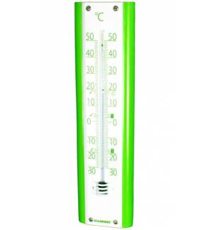 The Ecosavers® Room Thermometer on Alcohol Base (No Mercury