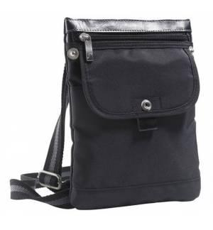 Sol's Chelsea 76000 Τσάντα πορτοφόλι ανώτερης κλάσης BLACK