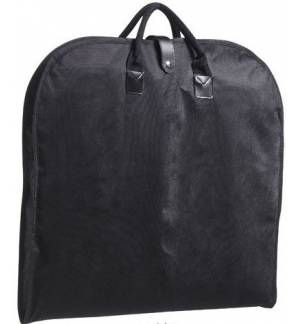 Sol's Premier 74300 GUSSET FREE GARMENT BAG Non woven Black Cost