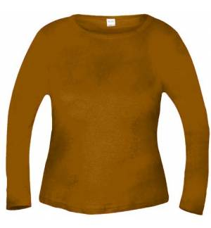 Sol's Donna 11840 Γυναικείο μακρυμάνικο T-shirt Interlock 240g δίπλακο 100% Βαμβάκι
