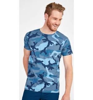 Sol's Camo Men 01188 Men's T-shirt variant 100% cotton ringspun semiprecious