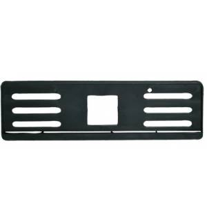 P-13X Plate frame singboard Old type recessed. Size 44x13,5cm. 100% Plastic 4390004