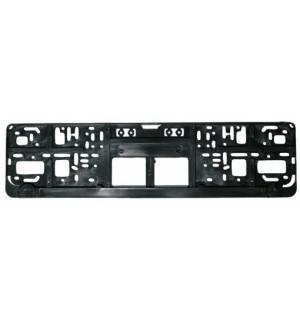P-11 Car plate frame New type recessed signboard Size 53x13cm. 100% Plastic 4390012