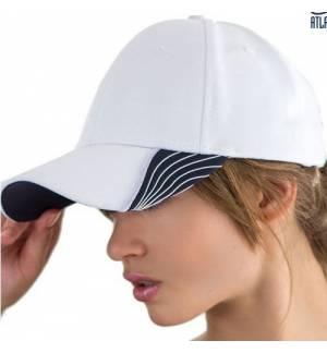 Atlantis Guardian Εξάφυλλο καπέλο τζόκεϊ 97% Πολυέστερ - 3% Ελαστάν 300gsm