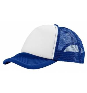 Trucker Cap 5-panel hat with 100% polyester 100-105gsm with sponge on the molding and on the front PF CONCEPT