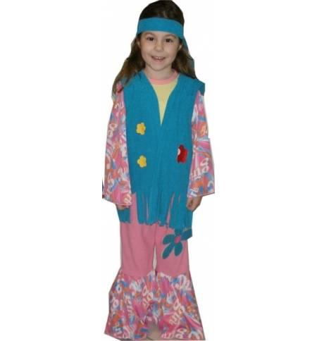 Hippie Girl Halloween Costume.Carnival Halloween Costume Kids Chipissa Hippie Girl 6 12 Years