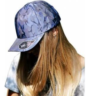 Atlantis 884 Phase καπέλο Eξάφυλλο καπέλο τζόκεϋ και κλείσιμο με PVC 55% πολυέσ.-45% ραγιόν 120γρ/μ2