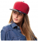 Atlantis Bank καπέλο Εξάφυλλο καπέλο τζόκεϊ 100% Πολυέστερ μικροφίμπρα Τετραγωνισμένο φλατ γείσο
