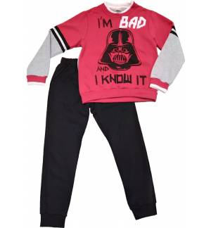 CHILDRENS SET TRACKSUIT MADE IN GREECE MARK888