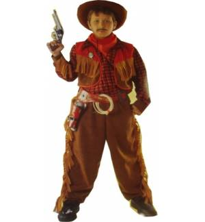Carnival Halloween Costume kids COW BOY 10-14 years Old MARK528