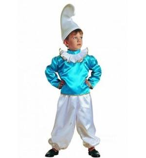 Carnival Halloween Costume kids dwarf 2-8 years Old MARK53
