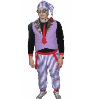 Carnival Halloween Costume Man Men Skroutz Mac Duck L-XL MARK533