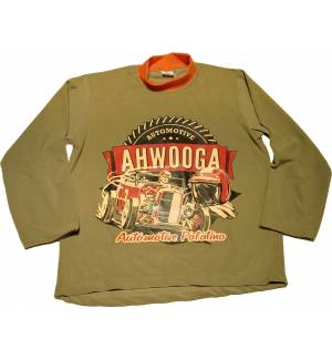 CHILDRENS BLOUSE FOR BOYS MADE IN GREECE MARK907